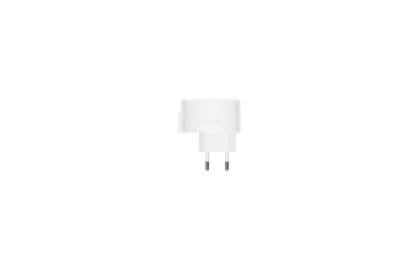 Зарядное устройство Prime Line СЗУ 2 USB 2A белый