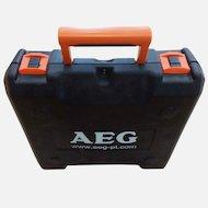 Фото Ударная дрель AEG SBE 600 R kit