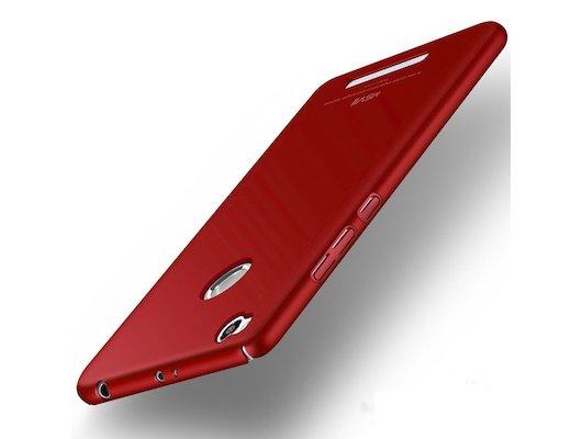 Чехол MSVll Coque для  Xiaomi Redmi 3 Pro Red