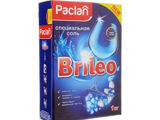 Порошок для ПММ PACLAN 419130 BRILEO 1кг