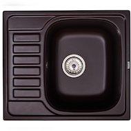 Фото Кухонная мойка Weissgauff ASCOT 575 Eco Granit шоколад