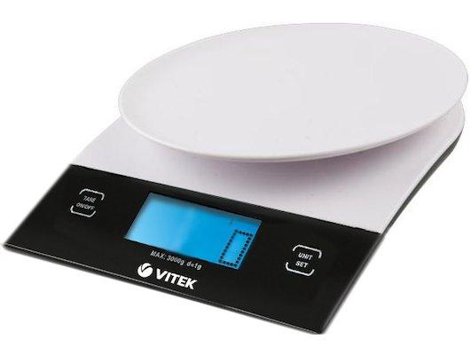 Весы кухонные VITEK VT-2406 BW