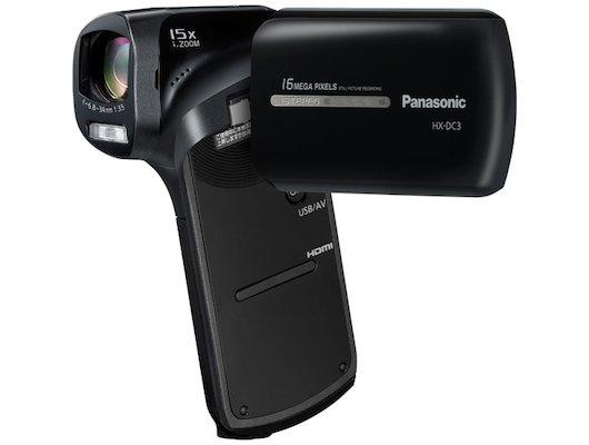 Видеокамера PANASONIC HX-DC3EE-K