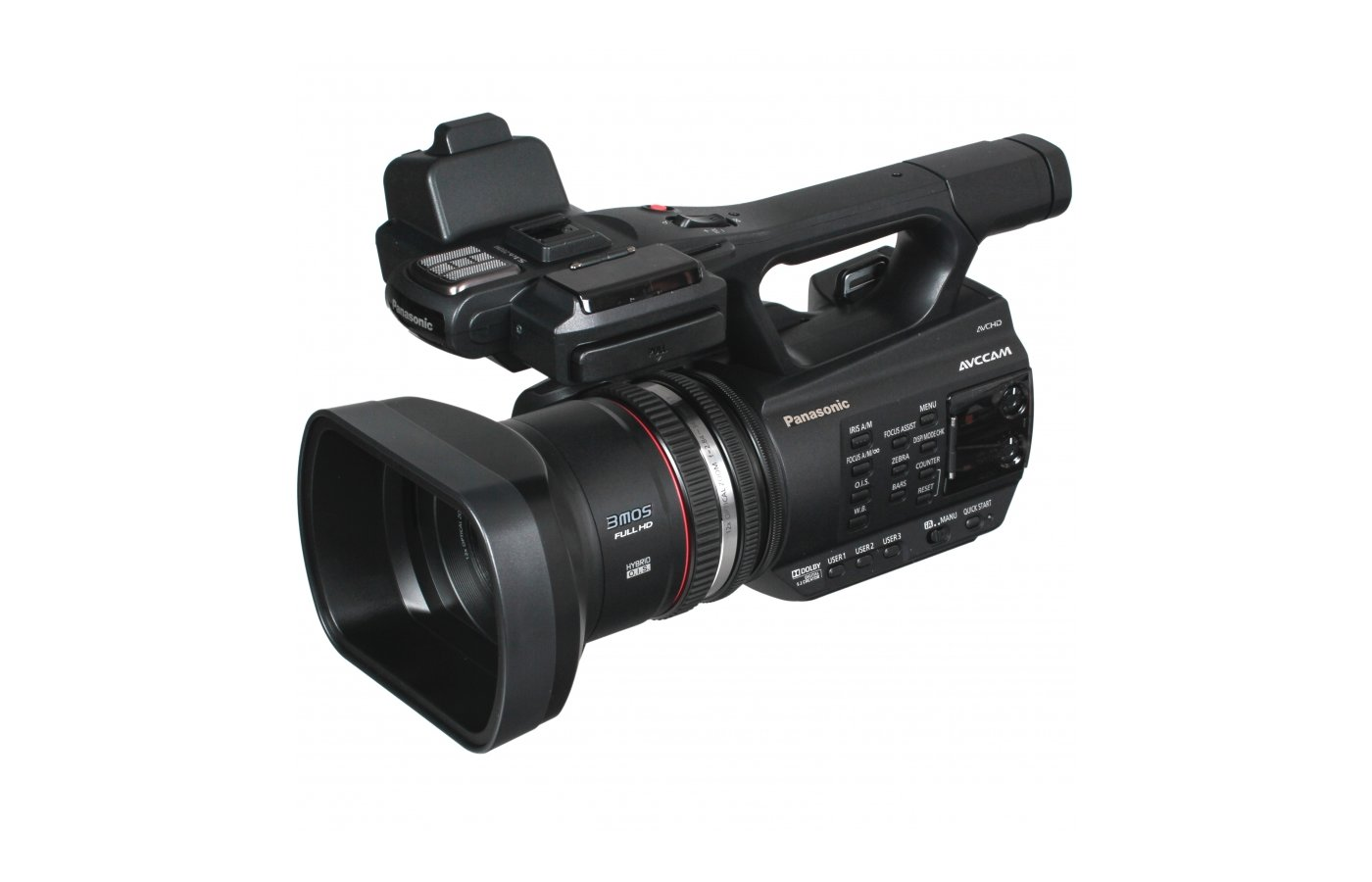Видеокамера PANASONIC AG-AC90AEN