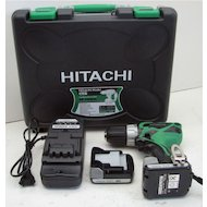Фото Дрель HITACHI DS14DSAL-TC