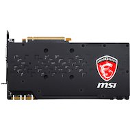 Фото Видеокарта MSI PCI-E GTX 1070 GAMING Z 8G nVidia GeForce GTX 1070 8192Mb 256bit Ret