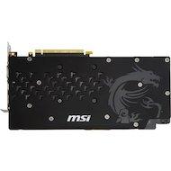 Фото Видеокарта MSI PCI-E GTX 1060 GAMING X 3G nVidia GeForce GTX 1060 3072Mb 192bit Ret