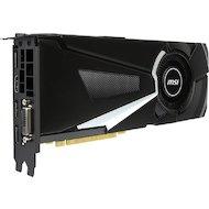 Фото Видеокарта MSI PCI-E GTX 1070 AERO 8G OC nVidia GeForce GTX 1070 8192Mb 256bit Ret