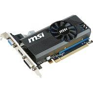 Фото Видеокарта MSI PCI-E R7 240 2GD3 LPV2 AMD Radeon R7 240 2048Mb 128bit Ret low profile