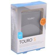 "Фото Внешний жесткий диск HGST 0S03699 HTOSEC5001BHB 500Gb Touro S (7200 об/мин) 2.5"" серый"