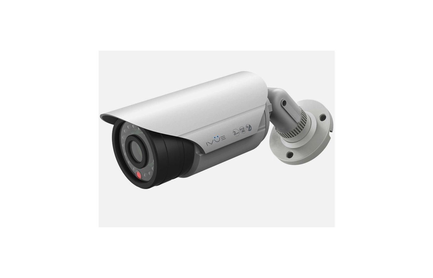 IP Видеокамеры iVue-IPC-OB20F36-20PLL Наружная всепогодная  IP камера  2.0Mpx