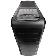 Фото Корпус Zalman Z3 черный w/o PSU ATX 1x120mm 2xUSB2.0 1xUSB3.0 audio bott PSU