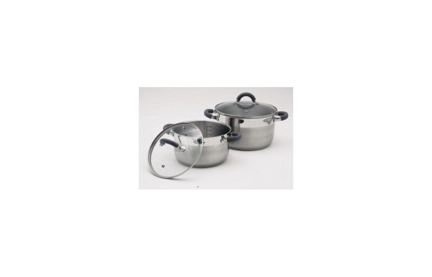 Набор посуды  SUPRA SHS-0457Kit Набор посуды