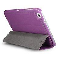 """Фото Чехол для планшетного ПК GGMM для Galxy Tab 3 8"""" FIT пурпурный (SX002503)"""