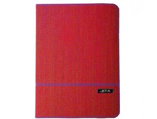 """Чехол для планшетного ПК Jet.A (SC10-7) для Samsung GT4 10.1"""" красный"""
