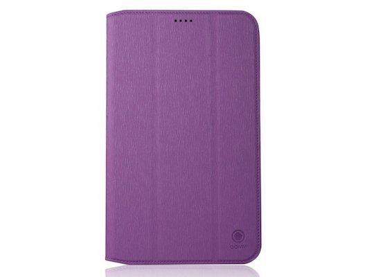 """Чехол для планшетного ПК GGMM для Galxy Tab 3 8"""" FIT пурпурный (SX002503)"""