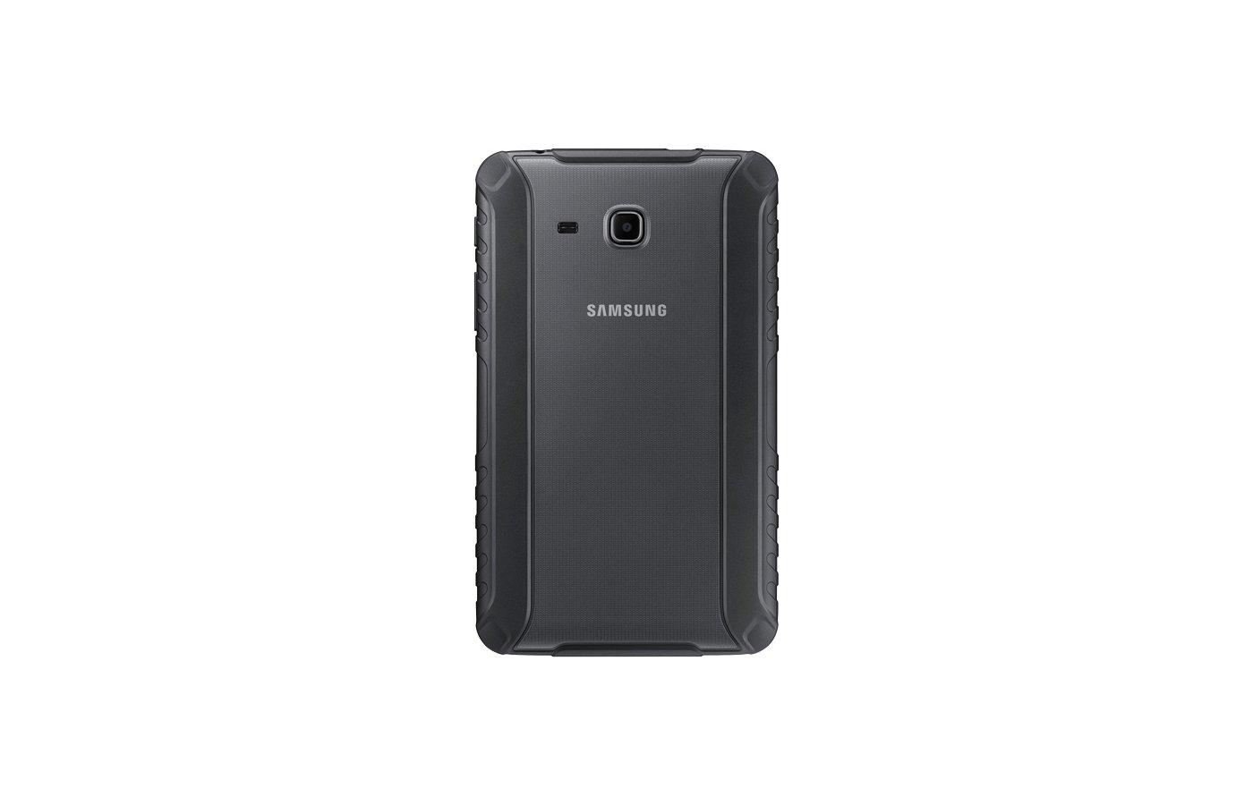 Чехол для планшетного ПК Samsung для Samsung Galaxy Tab A 7.0 Protective Cover полиуретан/поликарбонат черный (EF-PT280CBEGRU
