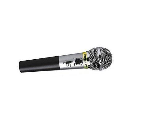 Микрофон Stingray ST-MPH 7513 черн/сереб.