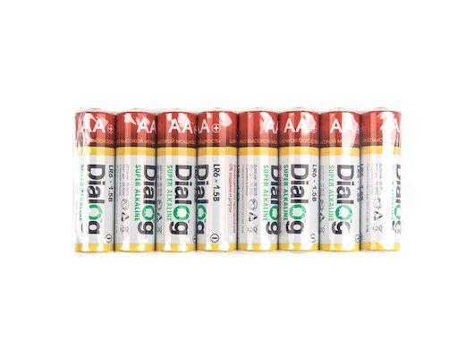 Батарейка Dialog LR6-16S