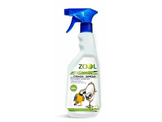 Инвентарь для уборки ZOOL 500 Чистящее средство для стекол и зеркал