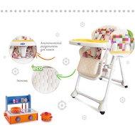 Фото Стульчик для кормления Sweet Baby Luxor Multicolor Cream