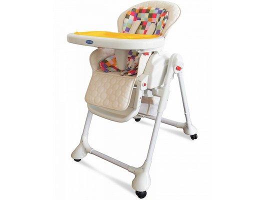 Стульчик для кормления Sweet Baby Luxor Multicolor Cream