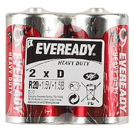 Фото Батарейка Energaizer Eveready R20