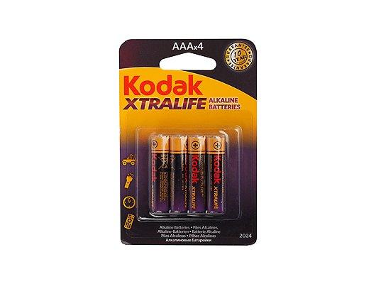 Батарейка Kodak LR03 4BL