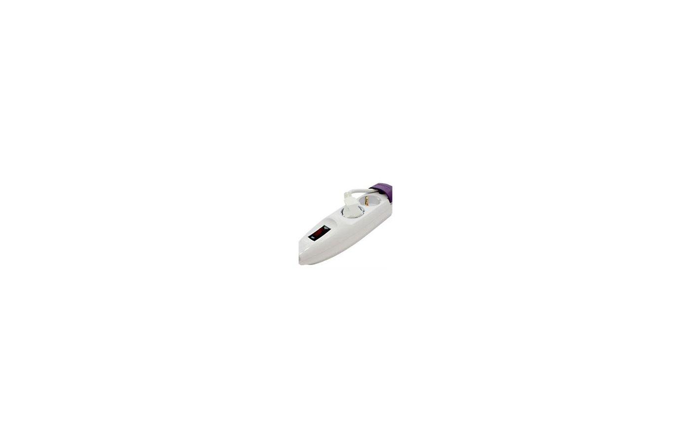 Удлинитель Vinon 2x 1.8м выкл 10А (12212)