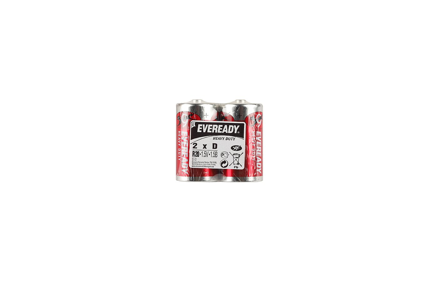 Батарейка Energaizer Eveready R20