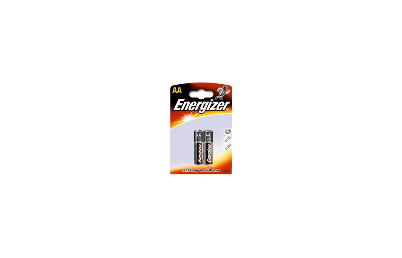 Батарейка Energizer LR6 BL4/6/8/20