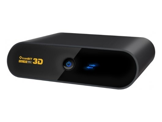 Медиа стримеры и плееры ICONBIT XDS73D