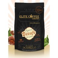 Фото Капсулы для кофеварок Elite Coffee Collection Decafo