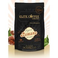 Фото капсулы для кофеварок Elite Coffee Collection Romano