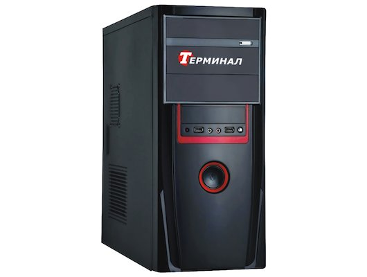 Системный блок Терминал Cel-G1830/2Gb/320Gb/int/no OS