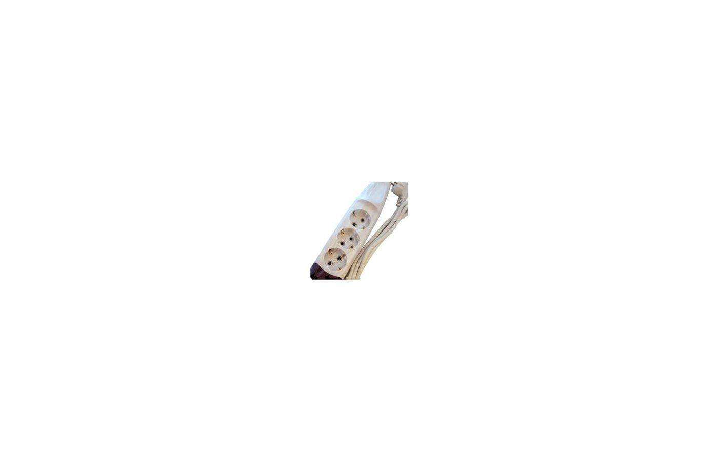 Удлинитель Vinon 3x 5м с/з выкл 10А (78315)