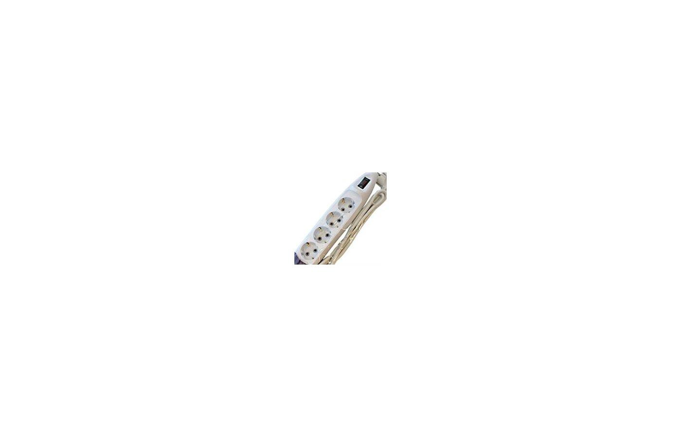 Удлинитель Vinon 4x 3м с/з выкл 10А (78413)