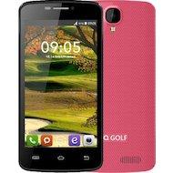 Смартфон BQ BQS-4560 Golf Pink