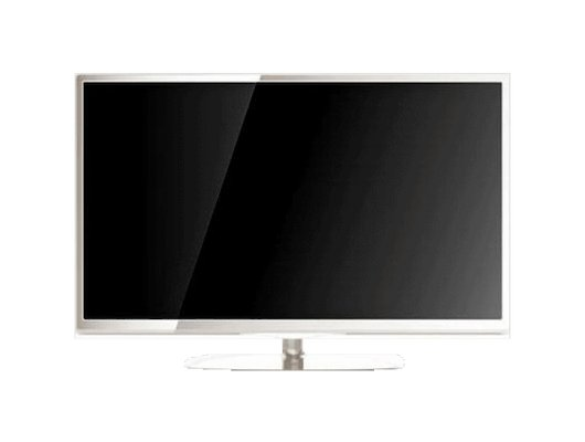 LED телевизор MYSTERY MTV-2429LT2 White