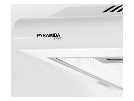 Вытяжка PYRAMIDA BASIC UNO 60 WH