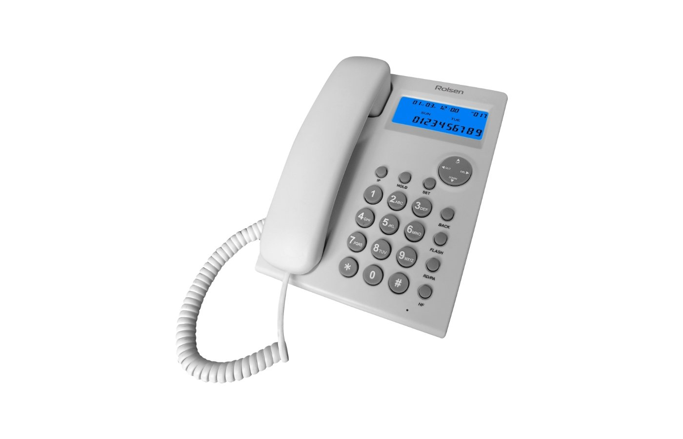 Проводной телефон ROLSEN RCT-310