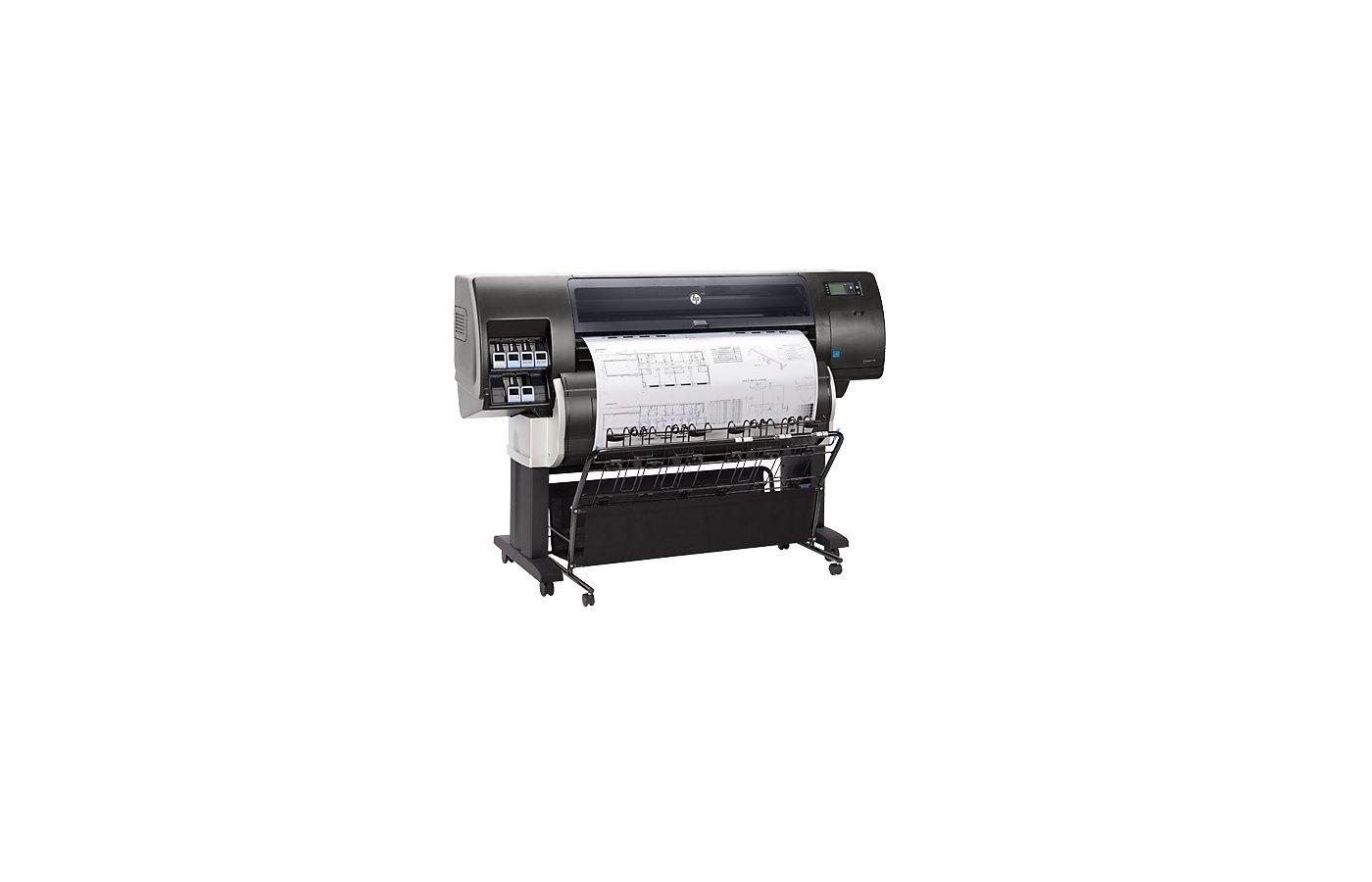 Принтер HP Designjet T7200 /F2L46A/