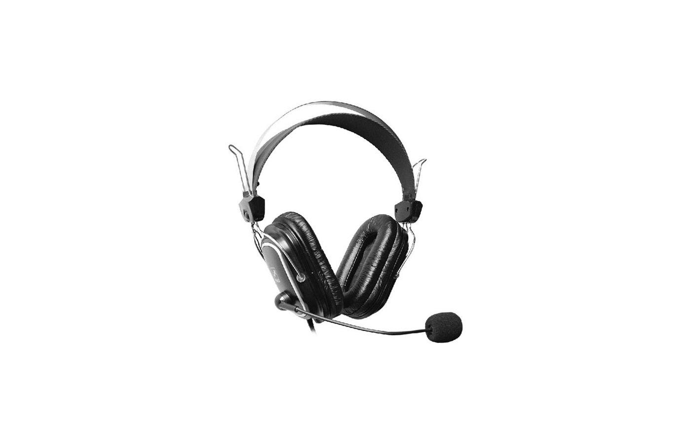 Наушники с микрофоном беспроводные A4 HS-50