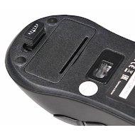 Фото Клавиатура + мышь Oklick 280M черный беспроводной