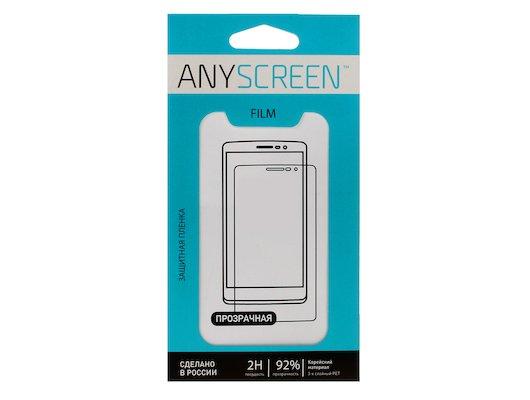 Стекло AnyScreen пленка для ZTE Blade L2 прозрачная