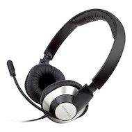 Наушники с микрофоном проводные Creative HS-720 серебристый/черный (2м) накладные (оголовье) USB