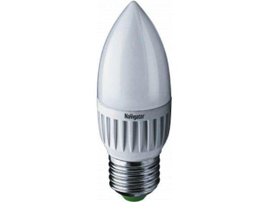 Лампочки энергосберегающие Navigator 94493 NLL-C37-7-230-2.7K-E27-FR