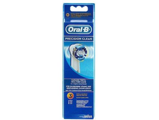 Насадки для эл. зубных щеток Oral-B EB20 3шт