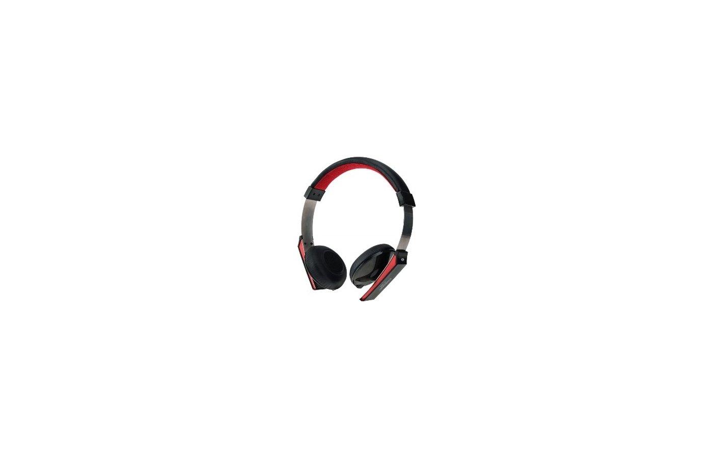 Наушники с микрофоном проводные COSONIC CD655V black
