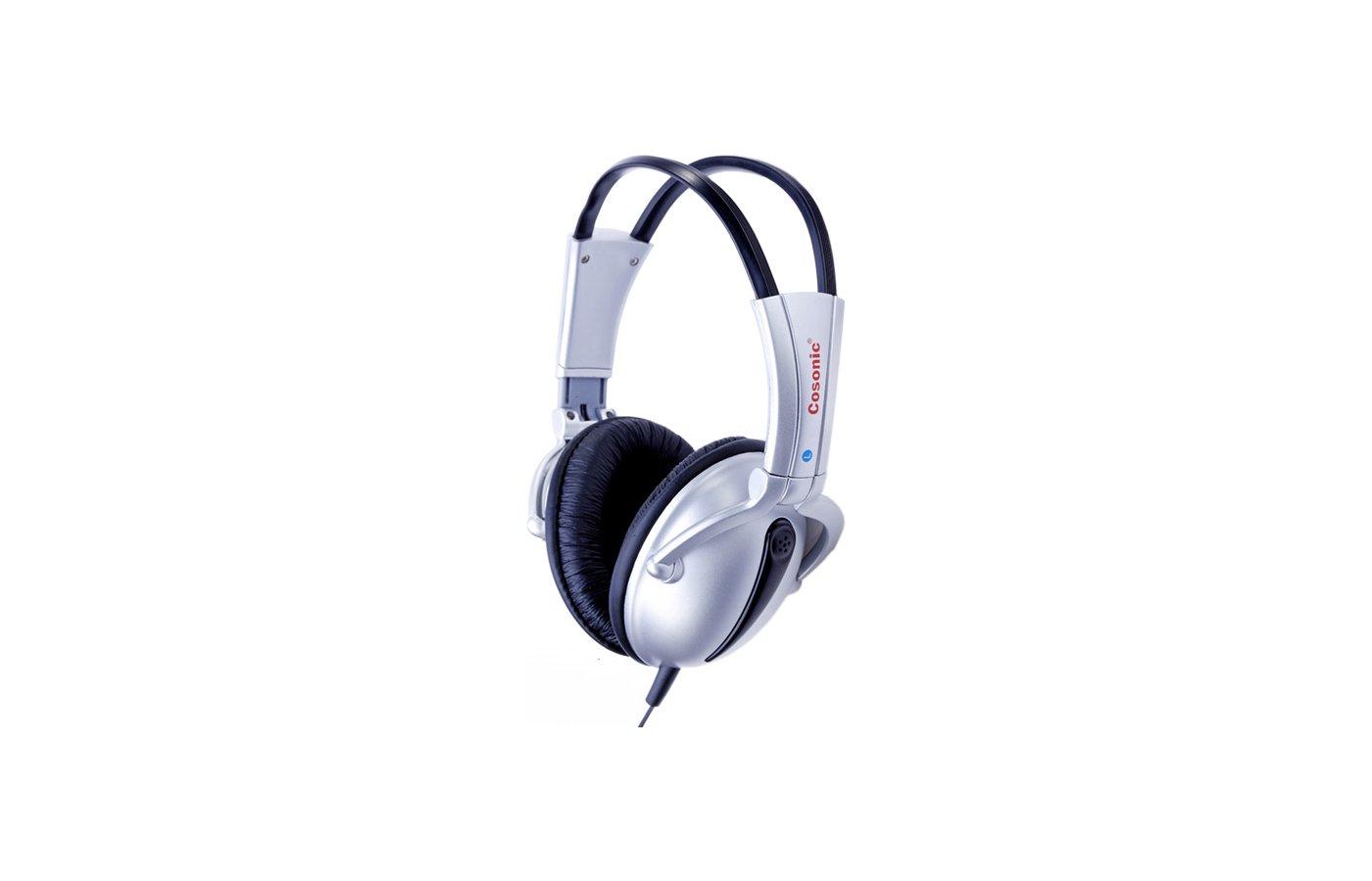 Наушники с микрофоном проводные COSONIC CD781MV